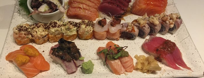 Gurumê is one of Guia Rio Sushi by Hamond.
