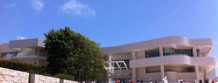 Getty Center North Building is one of Museum Season - See Any of 29 Museums, Save $477+!.