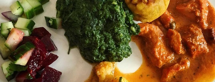 Papadam Flavors of India is one of The 15 Best Places with a Lunch Buffet in New York City.