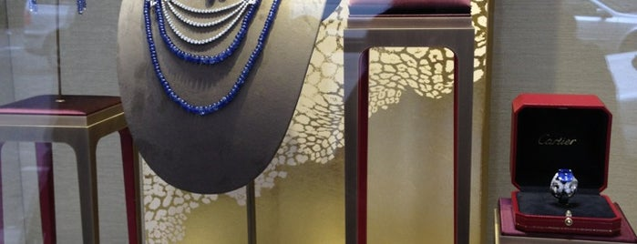 Cartier is one of Three Jane's Guide to Paris.