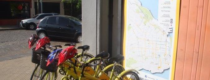 Estación CMD [Ecobici] is one of Estaciones de Ecobici de la Ciudad de Buenos Aires.