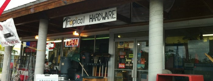 Tropical hardware is one of Inspiration.