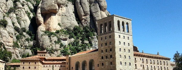 Monasterio de Montserrat is one of The Best Of....