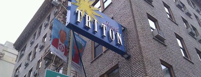 Hotel Triton is one of Frisco, CA.
