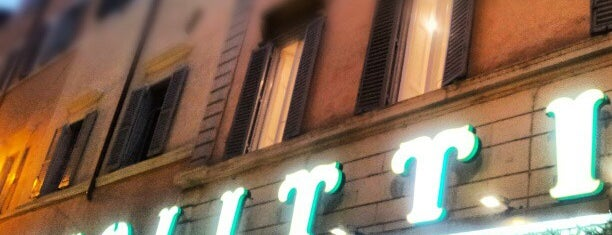 Giolitti is one of Roma - a must! = Peter's Fav's.