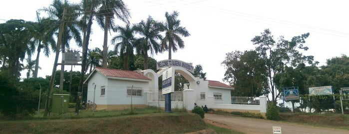 Bugema University (Main Campus) is one of Universities/Colleges.