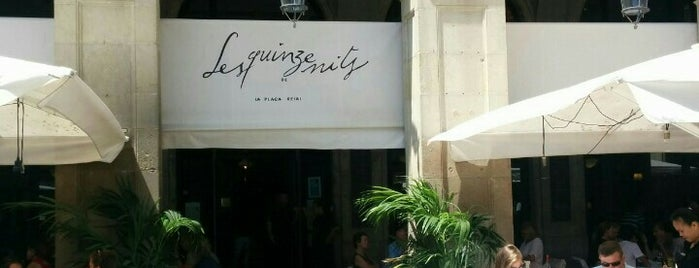 Les Quinze Nits is one of M&M Barcelona centre.