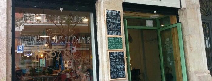 Mendl's Café is one of Restaurants in Barcelona.