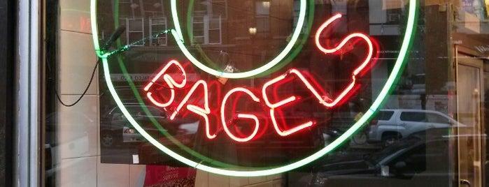 Hoboken Hot Bagels is one of Hoboken.