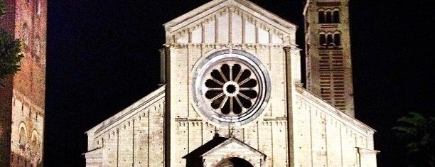 Piazza San Zeno is one of Verona.