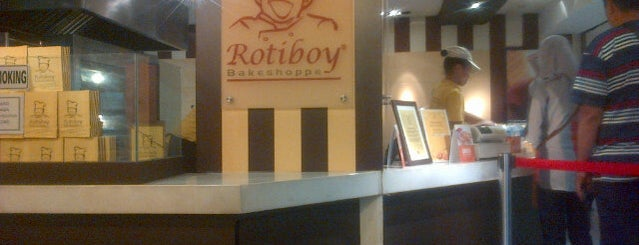 Rotiboy Bakeshoppe is one of Baker Dozen Badge in Jakarta.