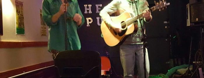 Markham St Pub is one of Arkansas' Music Venues.