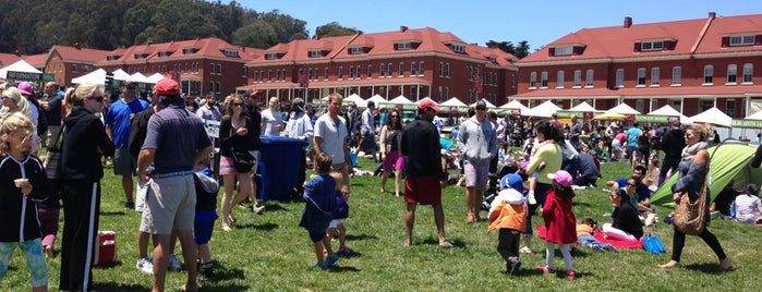 Off the Grid: Picnic in The Presidio is one of Happy Hour? Happy day!.