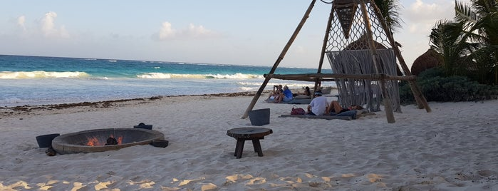 Nomade is one of Tulum.