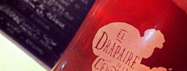 El Drapaire is one of Cerveseries amb artesanals de tirador.