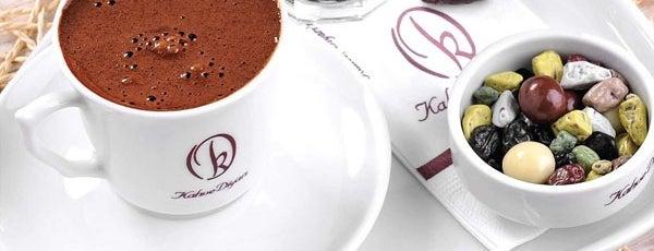 Kahve Diyarı is one of tly.
