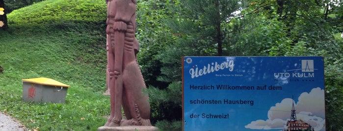Planetenweg is one of Uetliberg.