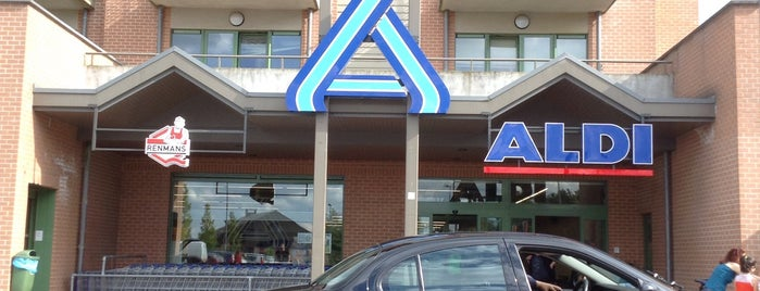 ALDI is one of Réseau carte Ticket Restaurant®.