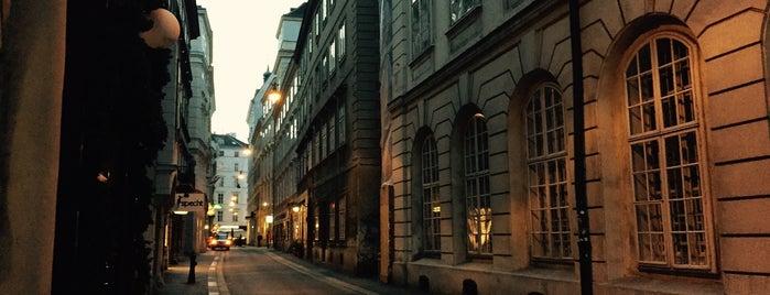 Mamaia is one of Exotische & Interessante Restaurants In Wien.