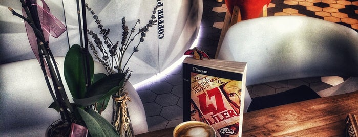 Coffee Project is one of Yeme - İçme.