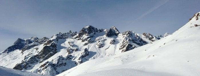 Serre-Chevalier is one of Stations de ski (France - Alpes).