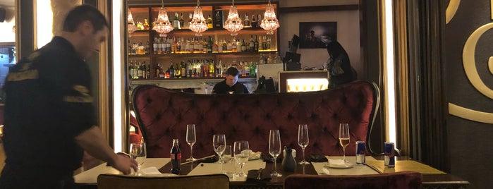 Almondo Restaurant is one of Kyiv.