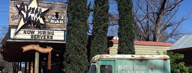 Austin Java is one of Best Austin Coffee Shops.