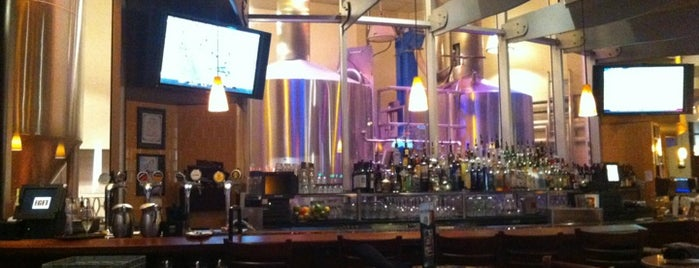 Gordon Biersch Brewery Restaurant is one of I love Seattle!.