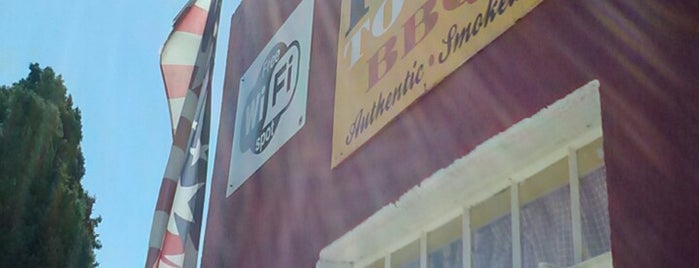 Rib Town is one of Las Cruces Food.