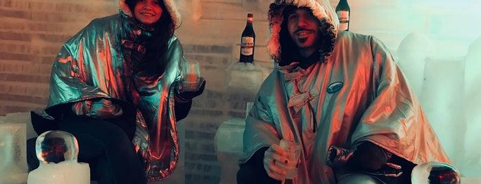 Branca Polar Bar is one of To edit.