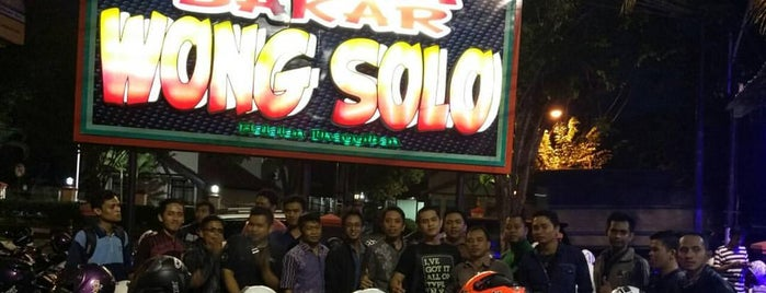 RM Wong Solo is one of Must-visit Food in Banjarmasin.