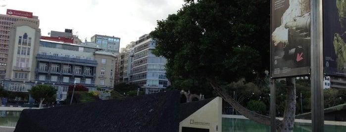 Castillo de San Cristóbal is one of Islas Canarias: Tenerife.
