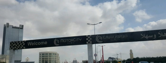 Motor City is one of Best places in Dubai, United Arab Emirates.
