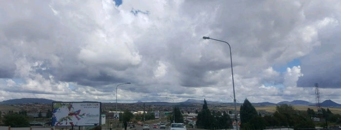 Maseru is one of Capital Cities of the World.