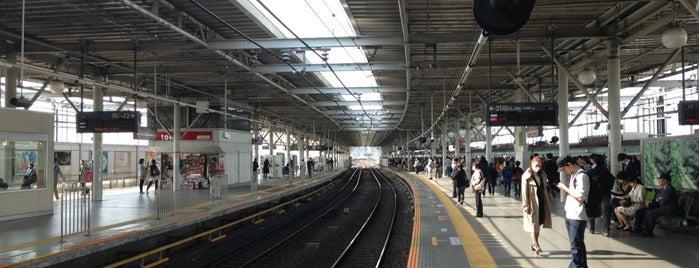 大井町線 二子玉川駅 is one of 東急大井町線.