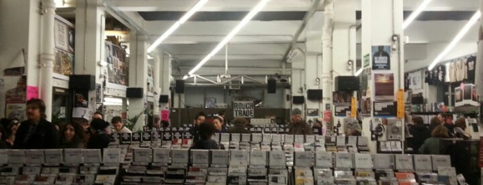 Rough Trade East is one of East London.
