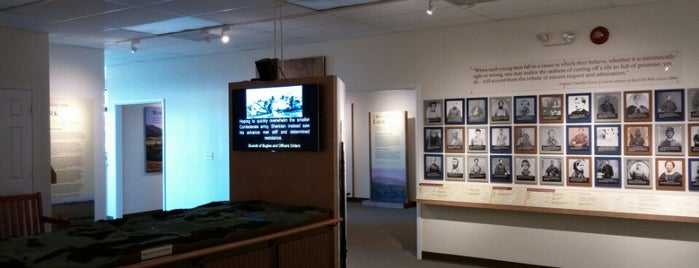 Cedar Creek & Belle Grove National Historical Park is one of Virginia.