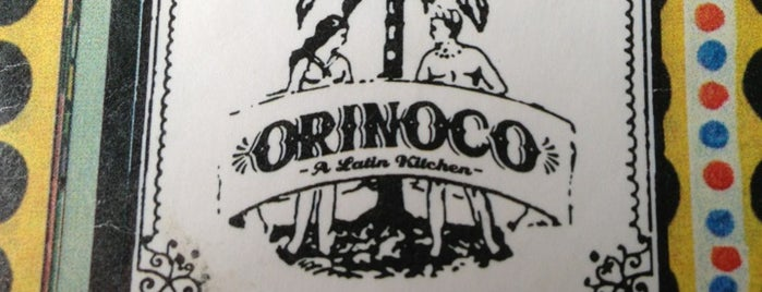 Orinoco Kitchen is one of Nearby Neighborhoods: The South End.