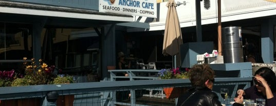 Sam's Anchor Cafe is one of San Francisco.