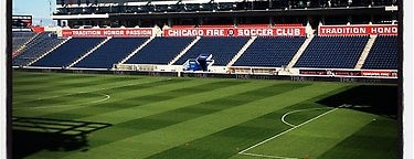 Toyota Park is one of Experience Teams & Venues.