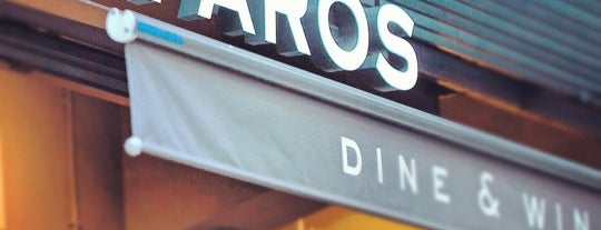 Faros Restaurant is one of Istanbul, TK.