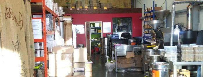 Bonafede Privatrösterei is one of #ThirdWaveWichteln Coffee Places.
