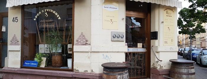 Lucas Espresso Bar Is One Of Karlsruhe Pending Cafe Dessert Breakfast
