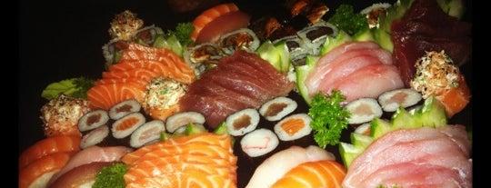 Kawaii Sushi & Cozinha Oriental is one of Sushi Work Place.