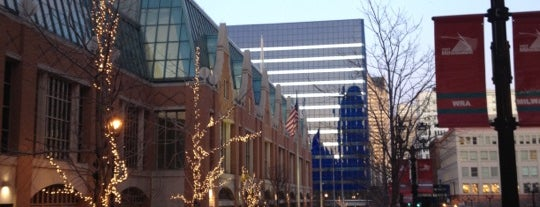 Wisconsin Center is one of Guide to Milwaukee's best spots.