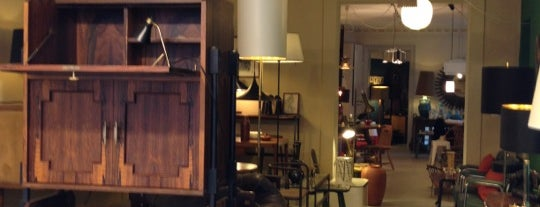 Vintage Furniture Shops Berlin