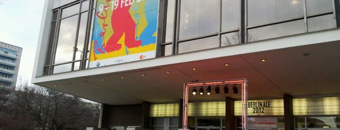 Kino International is one of BERLIN || Marcel Duee, Tweek TV.
