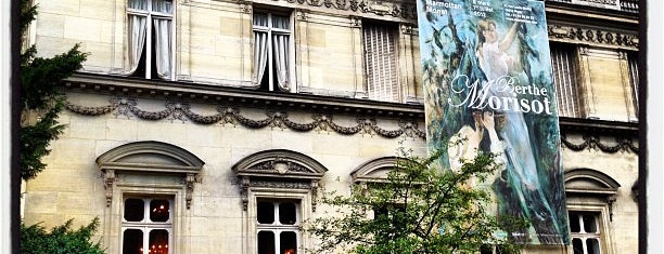 Musée Marmottan Monet is one of Paris.