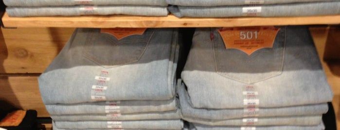 Levi's Store is one of Guide to New York's best spots.