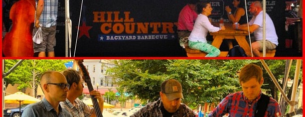 Hill Country Backyard Barbecue is one of FOOD!.